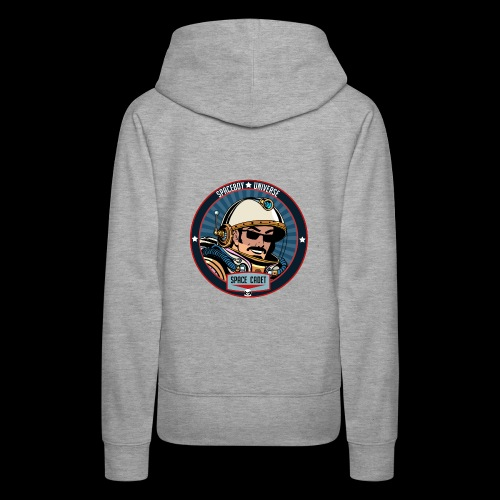 Spaceboy - Space Cadet Badge - Women's Premium Hoodie