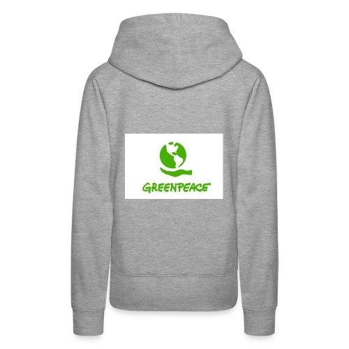 greenpeace - Women's Premium Hoodie