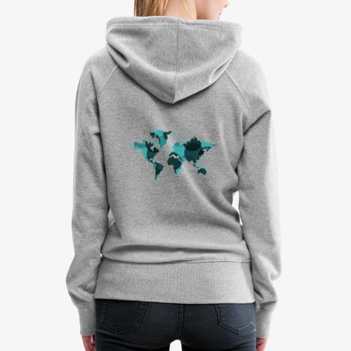 Artsy Earth - Women's Premium Hoodie