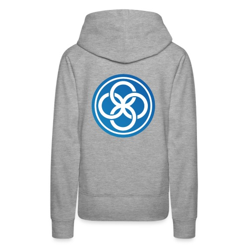 The IICT Seal - Women's Premium Hoodie