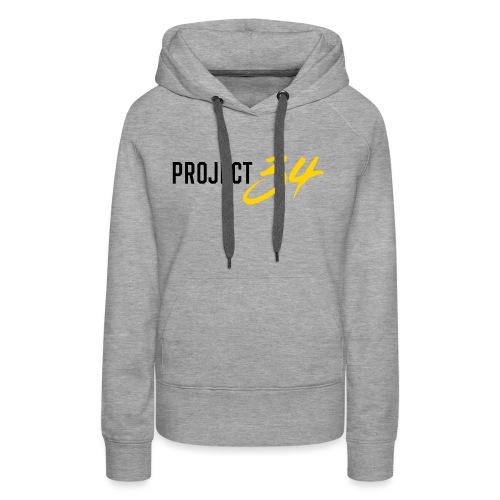 Project 34 - Pittsburgh - Women's Premium Hoodie
