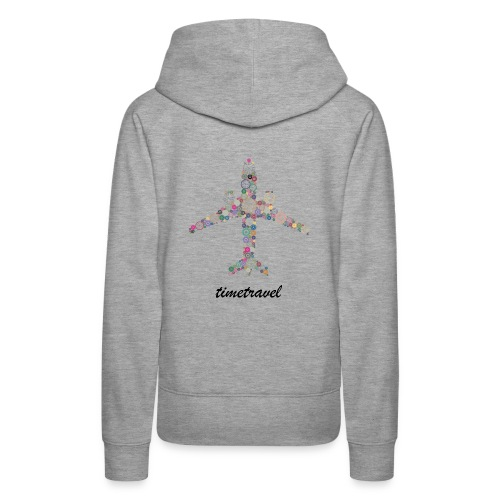 Time To Travel - Women's Premium Hoodie