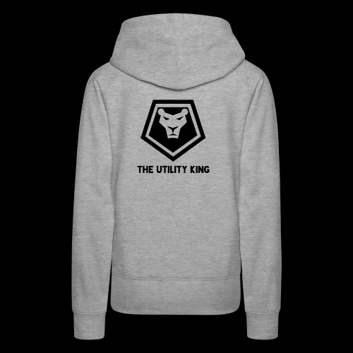 The Utility King - Women's Premium Hoodie