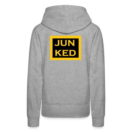 Super Gold Edition JUNKED Design - Women's Premium Hoodie