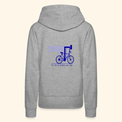 Cycologist T Shirt for Men, Women, Kids, Babies - Women's Premium Hoodie