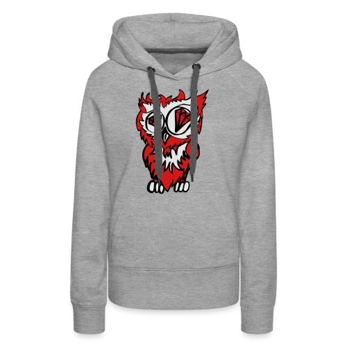 owl - Women's Premium Hoodie