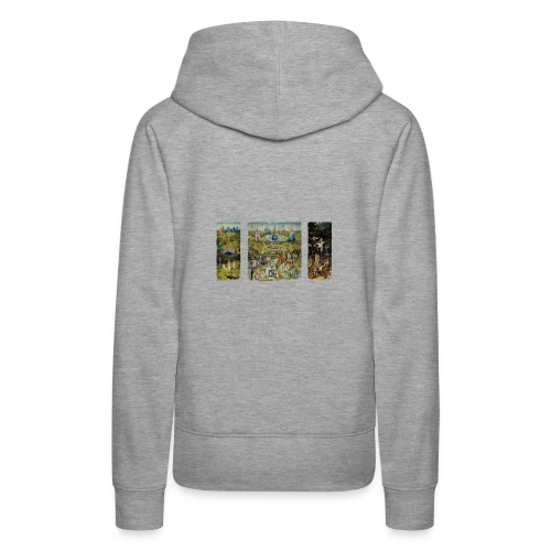 Garden Of Earthly Delights - Women's Premium Hoodie