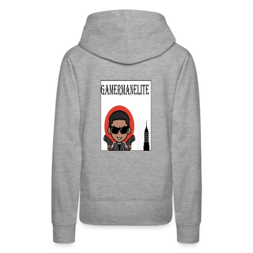 gamerman elite - Women's Premium Hoodie
