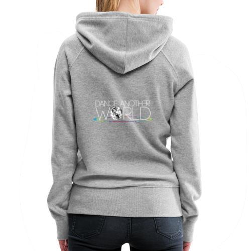 DAW Logo with White Text - Women's Premium Hoodie