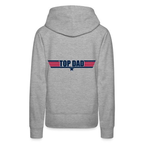 Top Dad - Women's Premium Hoodie