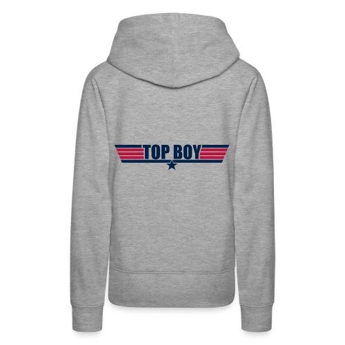 top boy - Women's Premium Hoodie