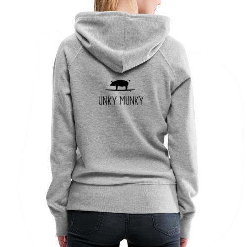 Surf Hog - Women's Premium Hoodie