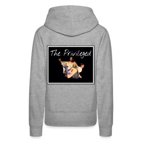 The Privileged - Women's Premium Hoodie