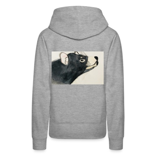 Tasmanian Devil - Women's Premium Hoodie