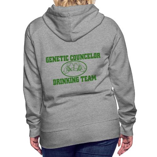 Genetic Counselor - Women's Premium Hoodie