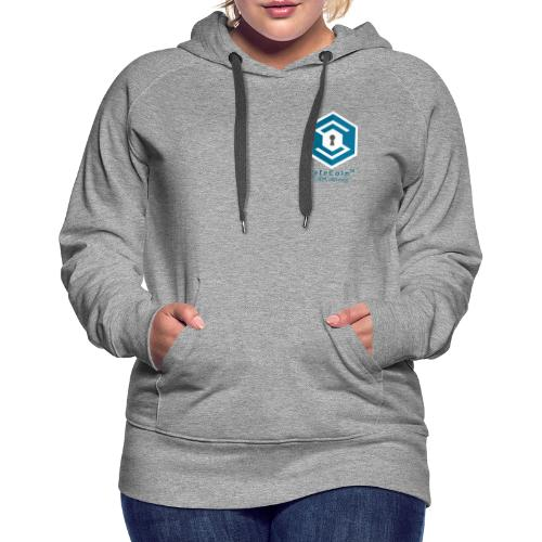 SafeCoin - When others just arent good enough :D - Women's Premium Hoodie
