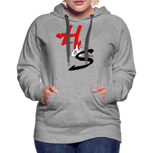 Heart & Soul Concerts Official Brand Logo II - Women's Premium Hoodie