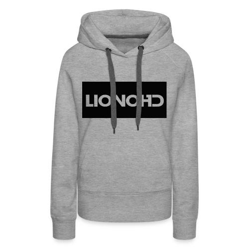 LiovoHD White - Women's Premium Hoodie