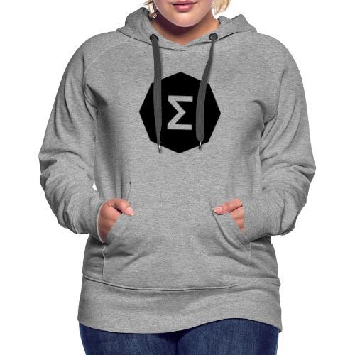 Ergo Symbol filled - Women's Premium Hoodie