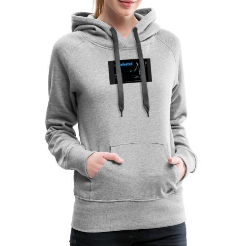 Undefeated - Women's Premium Hoodie