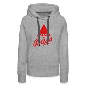 Drum and Bass - Women's Premium Hoodie