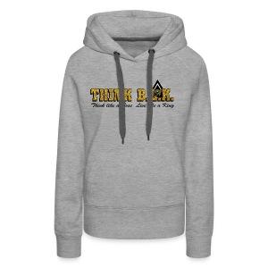 Think B.L.K. (Loyalty) - Women's Premium Hoodie