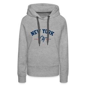 New York City Shirt - Women's Premium Hoodie