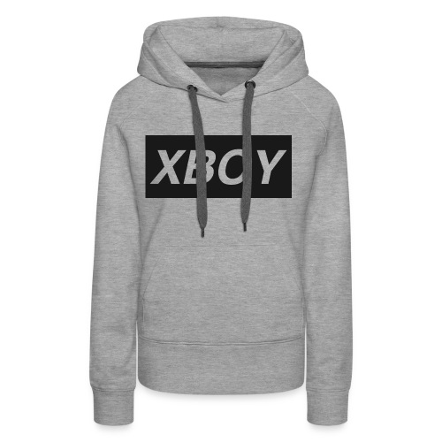 Xboy Phone Cases - Women's Premium Hoodie