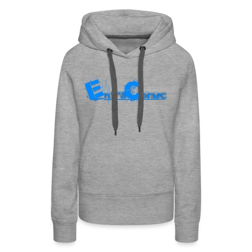 Entracomic Logo For Fans - Women's Premium Hoodie