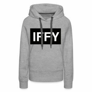 """""""IFFY"""" Nickname - Women's Premium Hoodie"""