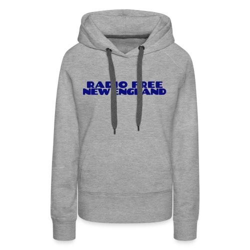 RFNE Spread Blue - Women's Premium Hoodie