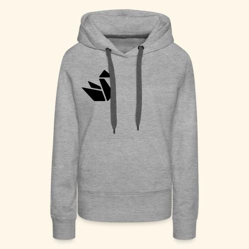 Swan Merch - Women's Premium Hoodie