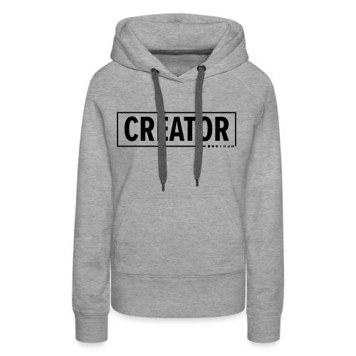 Creator - Women's Premium Hoodie