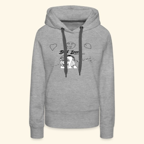 BeetLovers.tk's official Music Man Collection - Women's Premium Hoodie