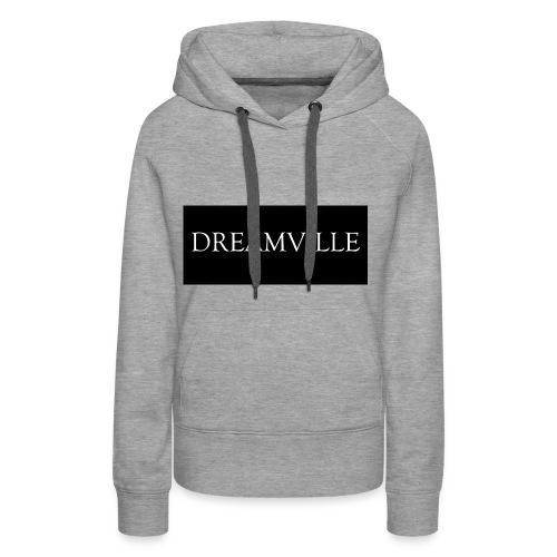 Dreamville_Clothing_Logo - Women's Premium Hoodie