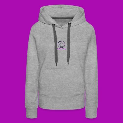 Galaxy Logo - Women's Premium Hoodie