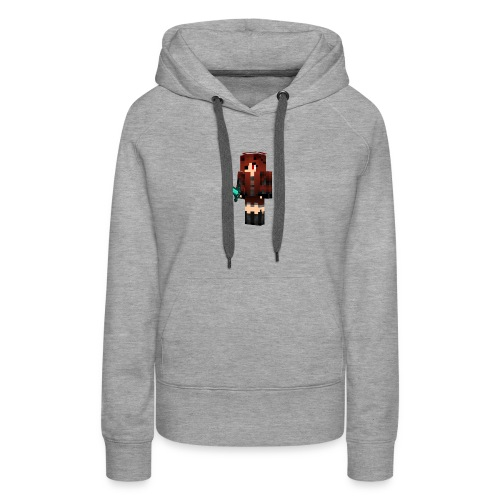 TFA Skin With Sword - Women's Premium Hoodie