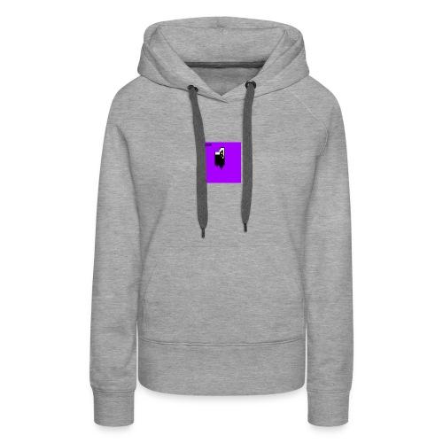 Pixel Night City - Women's Premium Hoodie