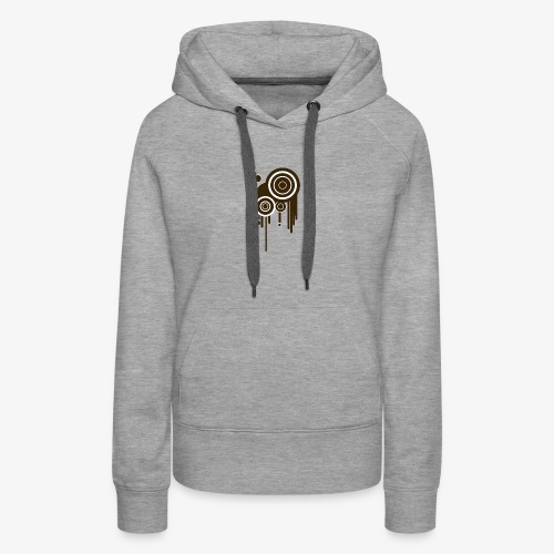 cool design element hi - Women's Premium Hoodie
