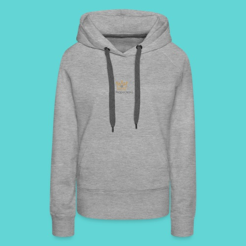 Musical Crown - Women's Premium Hoodie