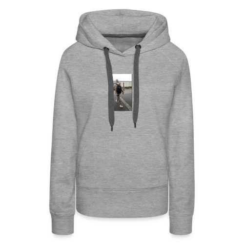 hoodie walker - Women's Premium Hoodie