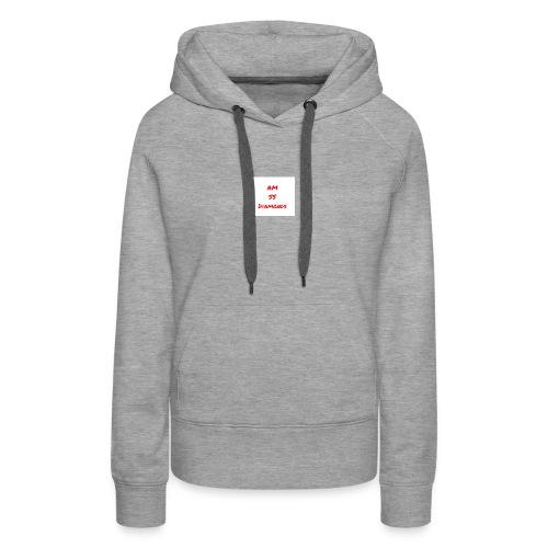 AD hoodie 2. - Women's Premium Hoodie