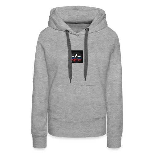 The Alpha Merch - Women's Premium Hoodie