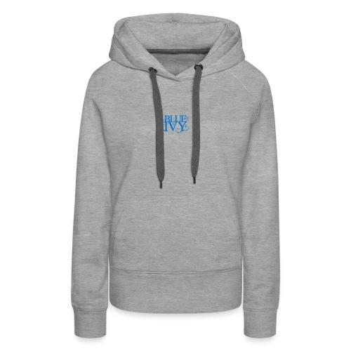 Blue Ivy Logo - Women's Premium Hoodie
