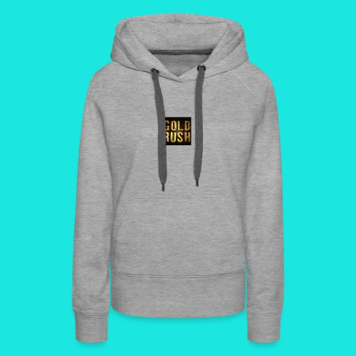 GOLDRUSH215 - Women's Premium Hoodie