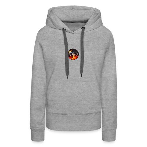 PYRO MERCH - Women's Premium Hoodie