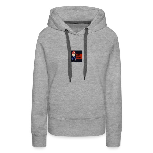 dqxygamer logo - Women's Premium Hoodie