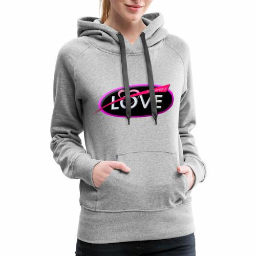 MEANINGFUL LOVE - Women's Premium Hoodie
