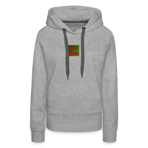 K2O Turtle - Women's Premium Hoodie