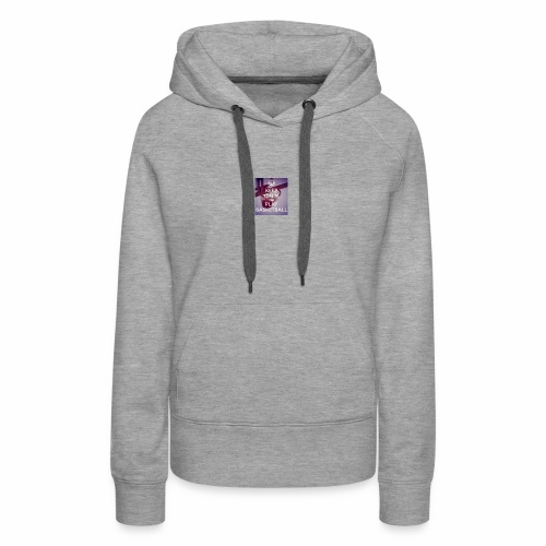 Shirt to cover up jersey - Women's Premium Hoodie